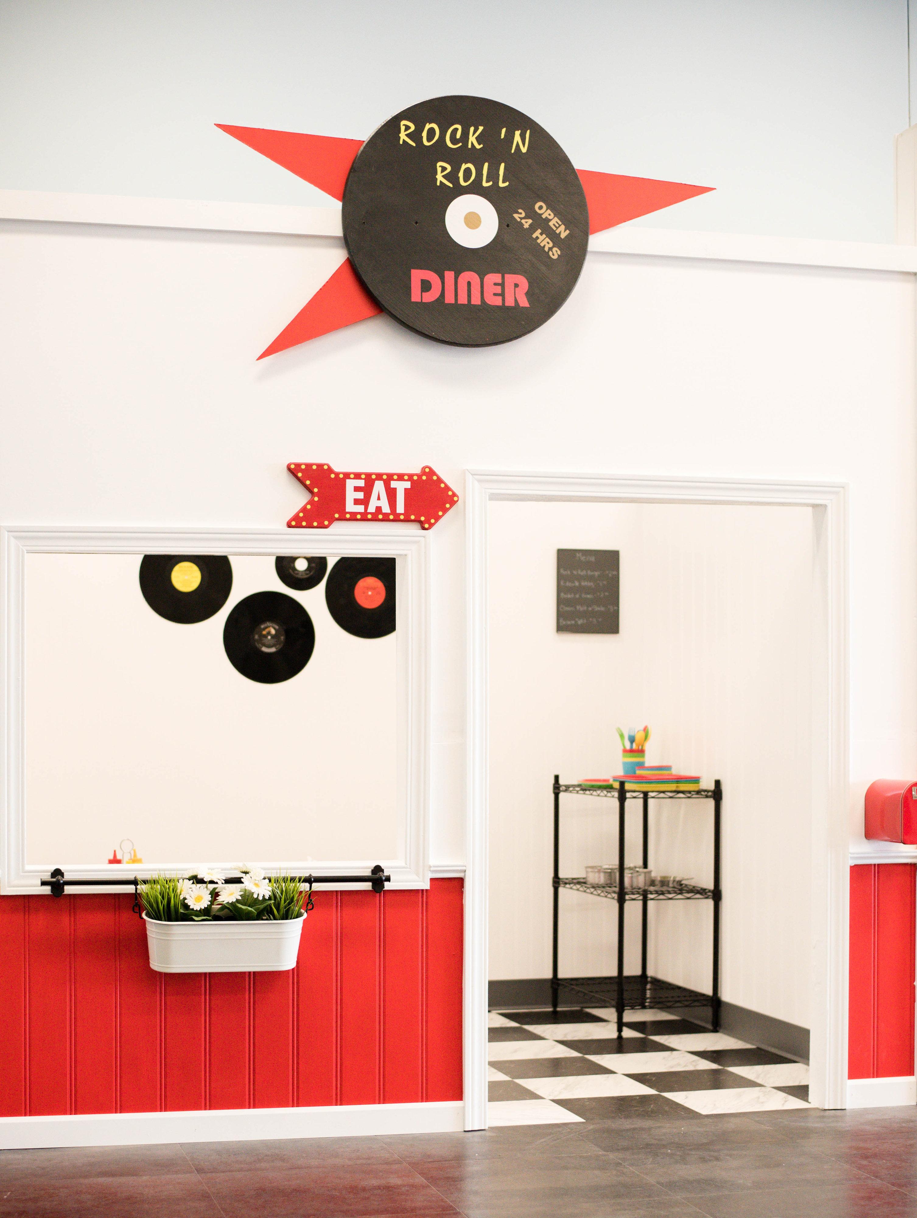 Rock 'N Roll Diner