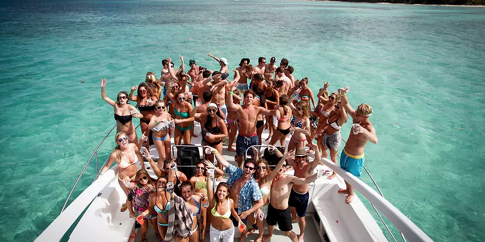 Party Boat US$55.00