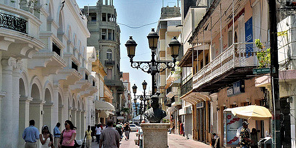 Santo Domingo Tour US$95.00