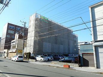 リフォーム本舗リファインマンションタイル外壁塗装(before)