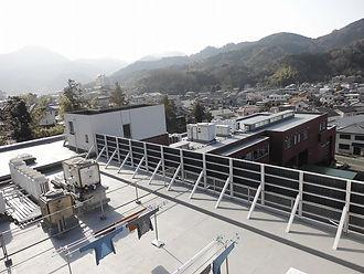 リフォーム本舗リファイン病院屋上の雨漏り修理(after)