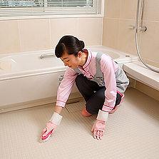 水まわりの掃除