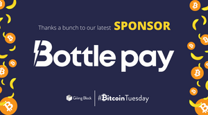 Bottle Pay - The Giving Block