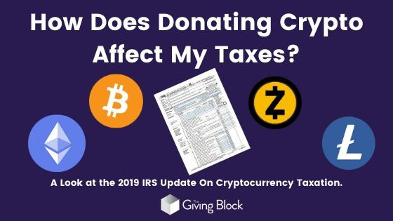 cryptocurrency tax less if held