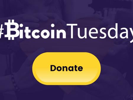 #BitcoinTuesday: Donate Crypto on Giving Tuesday