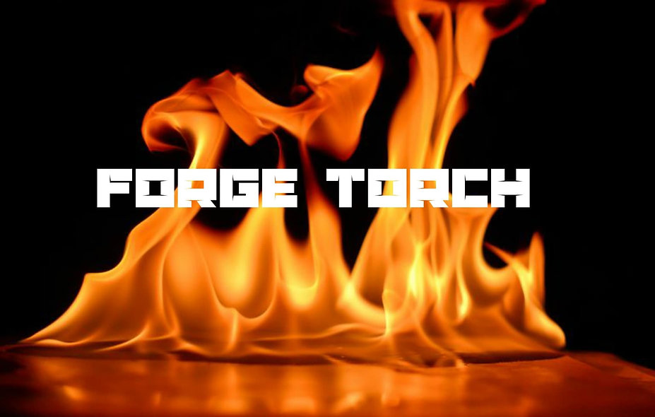 Forge Torch