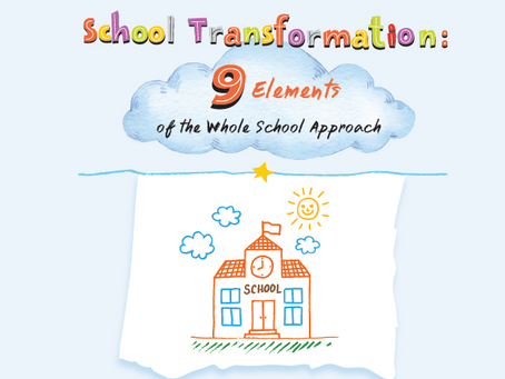 9 Elements of Whole School Transformation - English Version