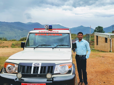 Stories from the Front Line - Dilli Nepali, Ambulance Driver, Bayalpata Hospital