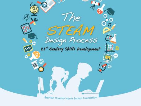 The STEAM Design Process - English Version
