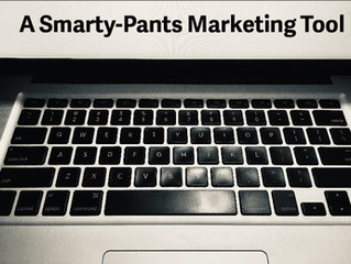 A Smarty-Pants Marketing Tool