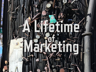 A Lifetime of Marketing