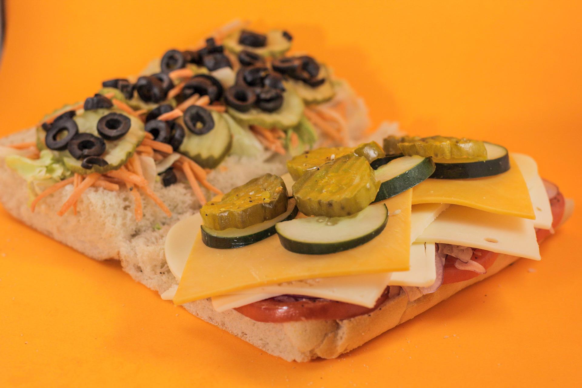 Cheese Sub
