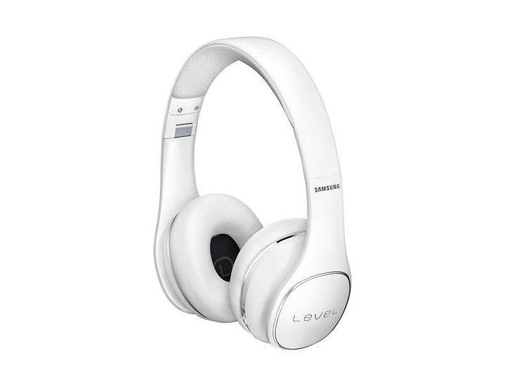 Samsung Level On Bluetooth Wireless On-Ear Headphone (White)