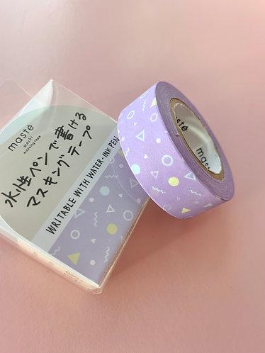 Mark's Maste Washi Tape