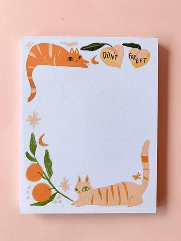 Orange U Special Notepad