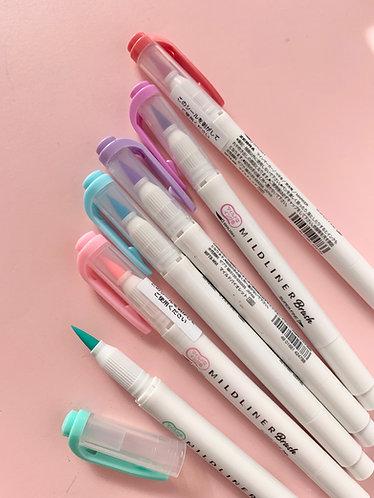 Midliner Brush Pen