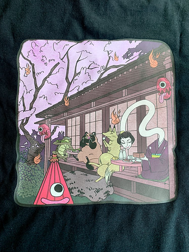 Matsunoki X Yokai Shirt
