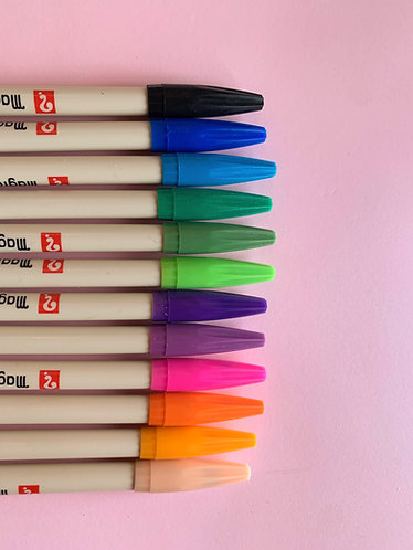 Magic Pens(Thin Tipped Markers)