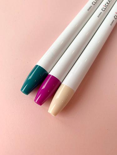 Clickart Pen (Zebra)