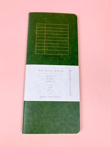 Ro-Biki Note