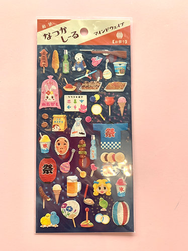 Traditional Stickers
