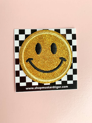 Happy Face Patches