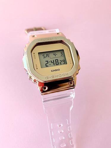 Gold G-Shock (GM5600SG-9)