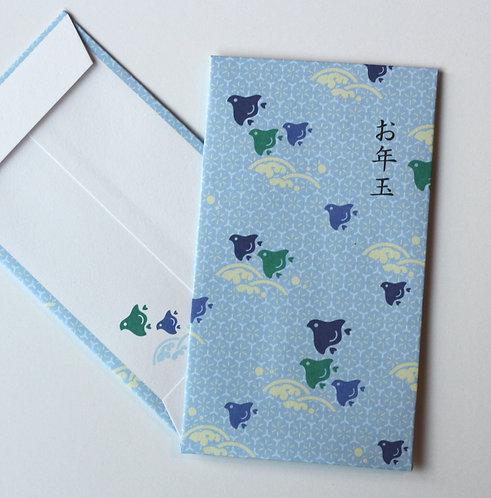 Japanese Otoshidama Envelope