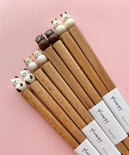 Plumpy Chopsticks
