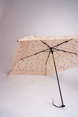 Super Light Pink Umbrella