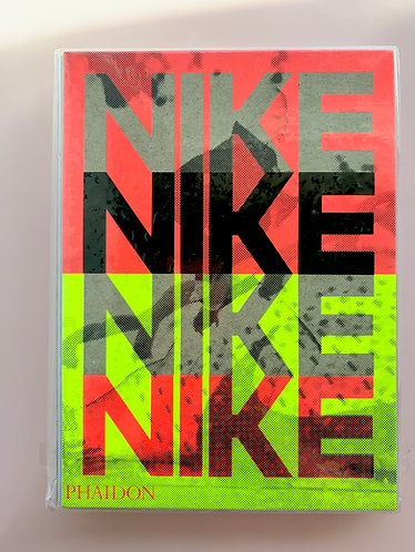 Nike: Better Is Temporary Book