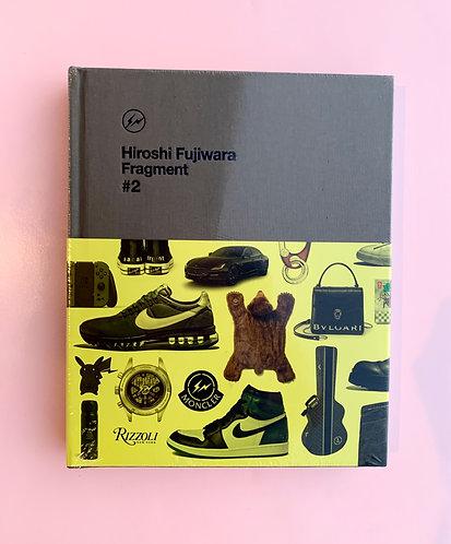 Hiroshi Fujiwara Fragment #2 Book