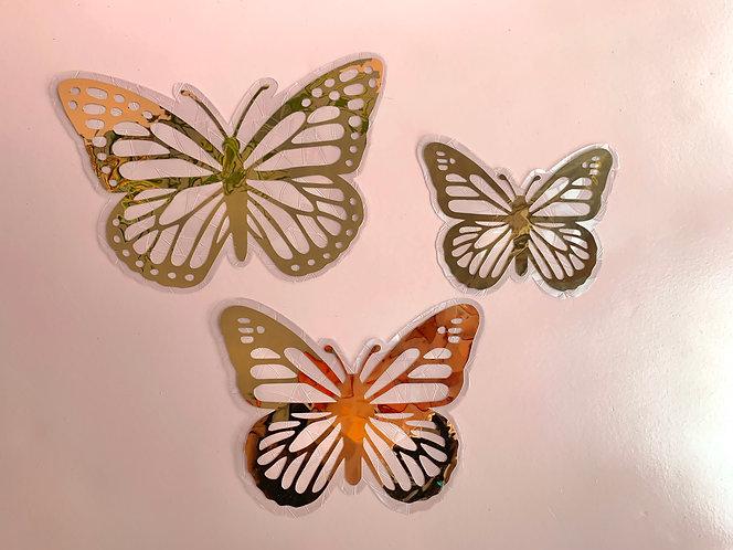 Butterfly Clings - Suncatcher