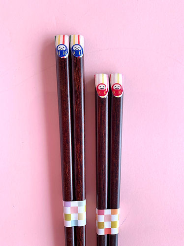 Daruma Chopsticks