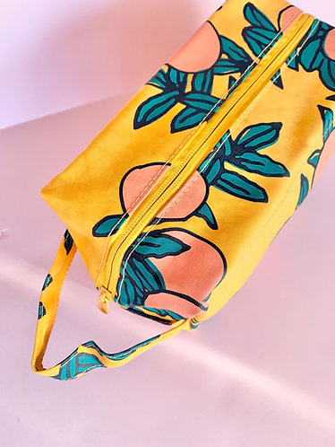 Orange Dopp Kit (Baggu)