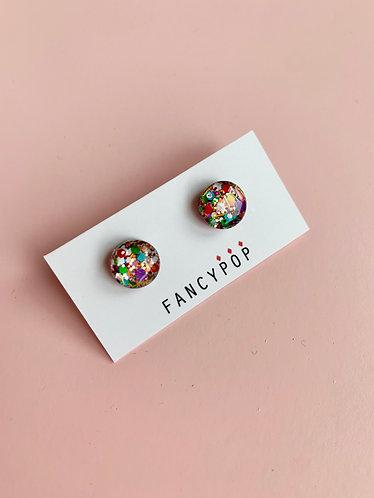 Fun Glitter Earrings