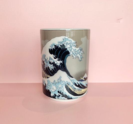 Hokusai Tea Cup