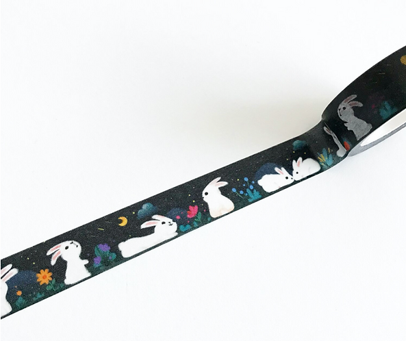 Bunny Washi Tape