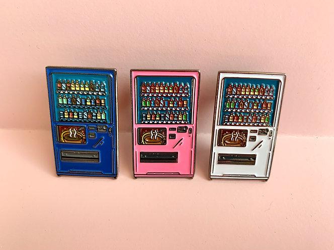 Vending Machine Pins