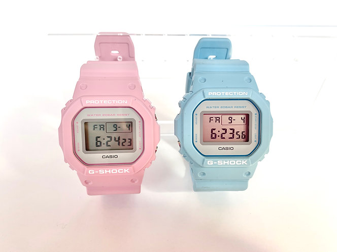 Spring Color G-Shocks