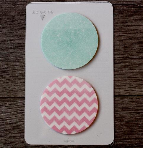 Circle Memo Stickers