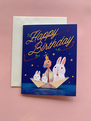Birthday Animal Cards