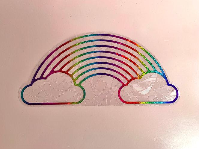 Rainbow Cling