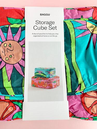 Summer Veggie Storage Cube Set (Baggu)