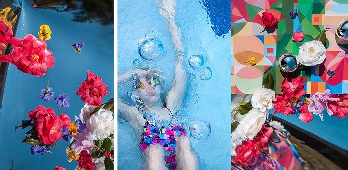Water Lilies, Feminine Development