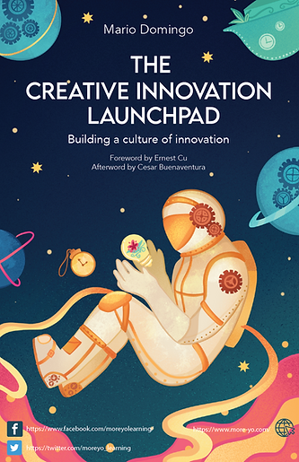 The Creative Innovation Launchpad - Mari