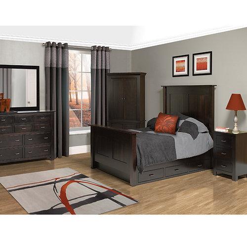 Horizon Shaker Bedroom Set