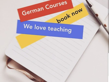 German Classes & Courses