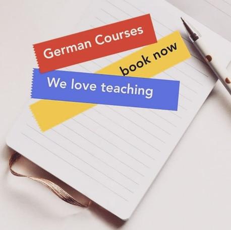 German Classes & Courses