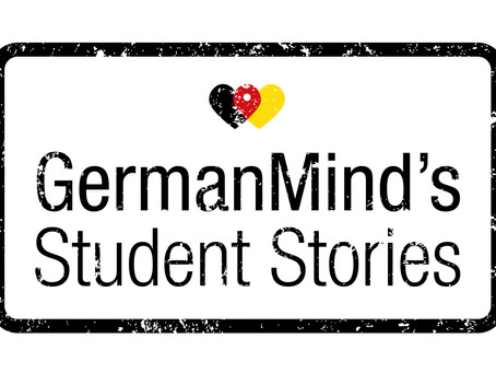 More Student stories! Read how our students Ana is learning German.
